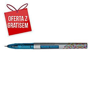 Długopis ZENITH Long Writer, niebieski