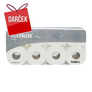 Toaletný papier Katrin Plus 104872, 3-vrstvový, 8 kusov
