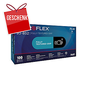 ANSELL Microflex® 93-852 Einweg-Nitrilhandschuhe, Größe 8, 100 Stück