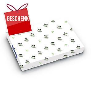 FarblaserpapierDCP GreenA4, 200 g/m2, weiss, Pack à 250 Blatt