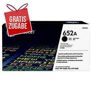Toner HP CF320A, Reichweite: 11.500 Seiten, schwarz