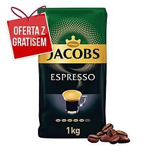 Kawa ziarnista JACOBS Espresso, 1 kg