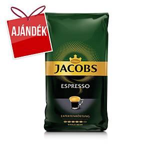 Jacobs Espresso szemes kávé, 1 kg
