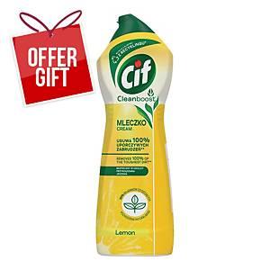 CIF 8816209 CREAM CLEANER LEMON 700ML