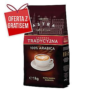 Kawa ziarnista ASTRA Łagodna Tradycyjna, 1 kg