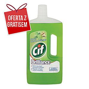 Preparat uniwersalny CIF Brilliance Green, 1 l