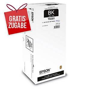 Tinte Epson C13T838140, für WF-R 5000, schwarz