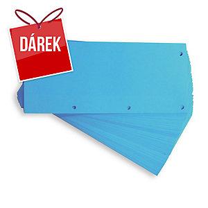 Rozdělovače 1/3 Elba 24 x 10,5 cm modrý