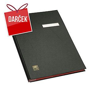 Podpisová kniha Elba, čierna