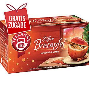 Tee Teekanne 7234 Süsser Bratapfel, 20 Beutel á 2g