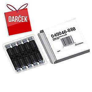 Verbatim USB kľúč Pinstripe Balenie 10 x 16 GB, červený