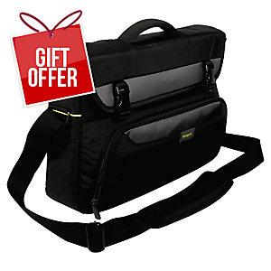 Targus City Gear Messenger Case 15-17