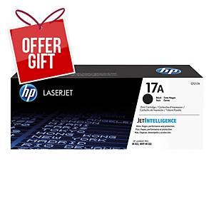 HP CF217A LAS CART BLK