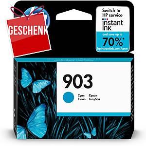 HP 903 (T6L87AE) Tintenpatrone, cyan