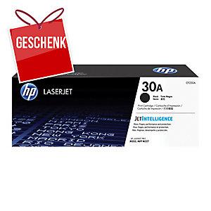 HP Toner für Color LaserJet, CF230A, schwarz, Kapazität: 1600 Seiten