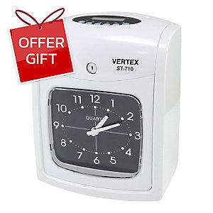 VERTEX ST-710 TIME RECORDER