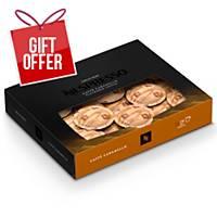 Nespresso Espresso Caramel - Box of 50 Coffee Capsules