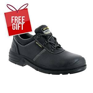 Safety Jogger Bestrun 2 S3 High Cut Safety Shoes Black - Size 39