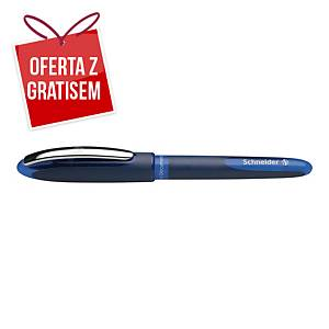 Pióro kulkowe SCHNEIDER ONER BUSINESS C 0,6 mm, niebieskie