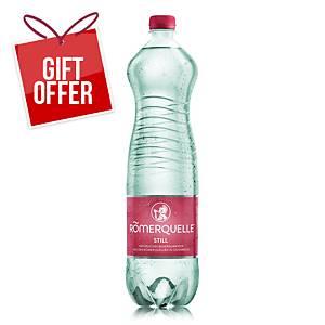 Römerquelle Still Mineral Water, 1.5l, 6pcs
