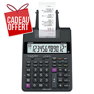 Calculatrice imprimante semi-professionnelle Casio HR-150RCE noire