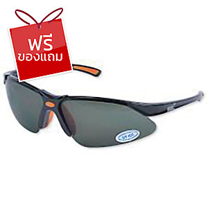 YAMADA แว่นตานิรภัย YS-311 เลนส์ดำ