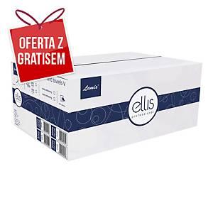 Ręczniki papierowe ELLIS Professional, składka V, 20 x 150 listków