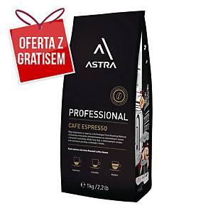 Kawa ziarnista ASTRA PROFESSIONAL ESPRESSO, 1 kg