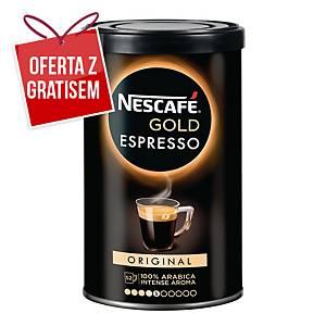 Kawa rozpuszczalna NESCAFÉ GOLD ESPRESSO, 95 g