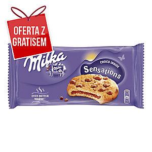 Ciastka MILKA Choco Sensations, 156 g