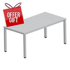 NOWY STYL DESK TABLE 140X80X75 WHITE