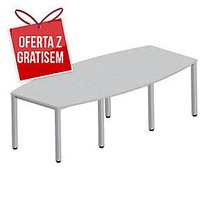 Stół konferencyjny NOWY STYL 72 x 200 x 120, biały