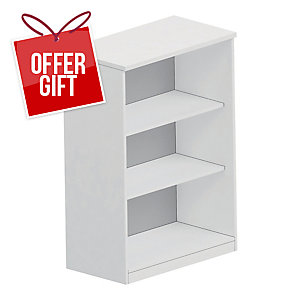 NOWY STYL OFFICE SHELVES 80X115,5 WH