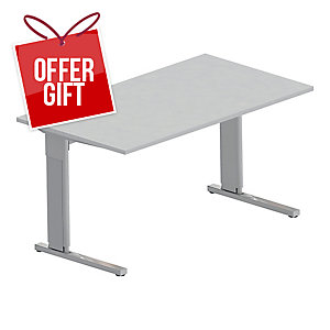 NOWY STYL C CLASSIC TABLE 140X80 WHITE
