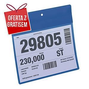 Magnetyczne kieszenie magazynowe DURABLE 210X297, opakowanie 10 szt.*