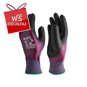 ATG ถุงมือ MAXIDRY ZERO 56-451 ไซส์ M/8 ป้องกันความเย็น คู่