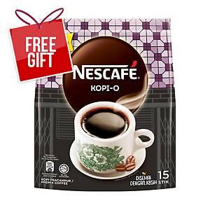 Nescafe Menu Kopi-O 16g - Pack of 15
