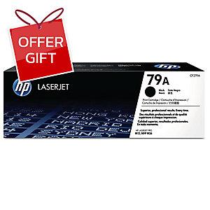 HP CF279A LASER CARTRIDGE BLACK