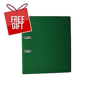 EMI FC Lever Arch File 2 Inches Green