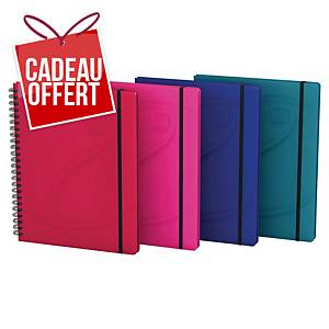 CAHIER OXFORD BEAUTY ORGANISER 160P A5+ LIG