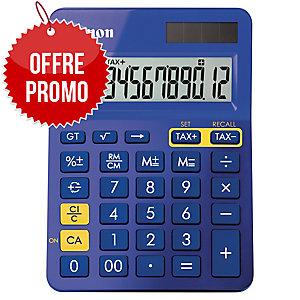 Calculatrice Canon ls-123k 12 chiffres violet 9490b014