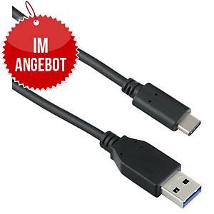 USB-Kabel Typ C-A Targus 1 m