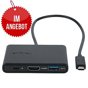 Targus Digital AV Multiport Adapter USB-C an HDMI/USB-C/USB-A