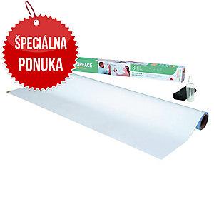Post-it super sticky Dry Erase poznámková fólia, 1,219 x 1,829 m