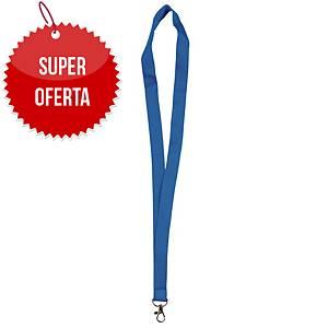 Smycz AGAWA niebieska, 50 cm