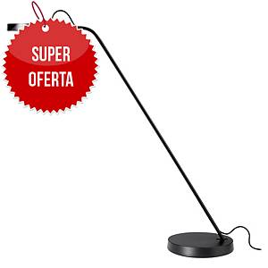 Lampa LED UNILUX Eye Light, czarna