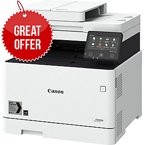 Canon I-Sensys MF732CDW  A4 Colour Multifunction Laser Printer
