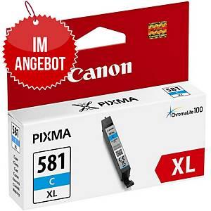 CANON Tintenpatrone CLI-581C XL (2049C001) cyan
