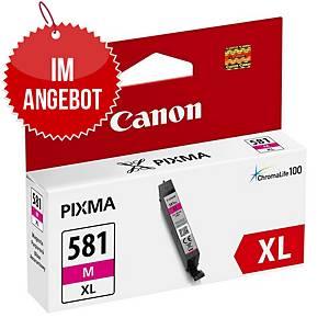 CANON Tintenpatrone CLI-581M XL (2050C001) magenta