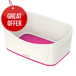 Leitz Mybox® Storage Tray - Pink